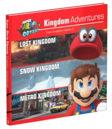 Super Mario Odyssey Kingdom Adventures Vol 3, Hardback Book