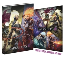 Darksiders III : Official Collector's Edition Guide, Hardback Book