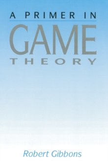 Primer In Game Theory, Paperback Book