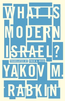 What is Modern Israel?, Paperback Book