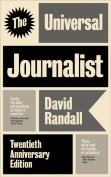 The Universal Journalist - Fifth Edition, Paperback / softback Book