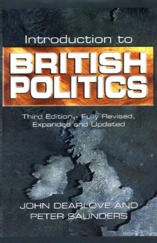 Introduction to British Politics, Paperback Book