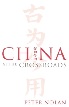 China at the Crossroads, Paperback / softback Book