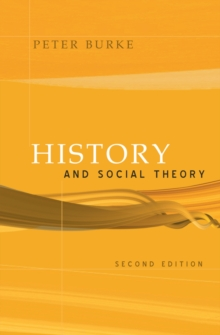 History and Social Theory, Paperback / softback Book