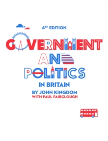 Government and Politics in Britain, Paperback / softback Book