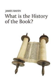 What is the History of the Book?, Paperback Book