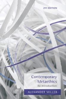 Contemporary Metaethics : An Introduction, Paperback Book