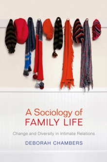 A Sociology of Family Life, Paperback / softback Book