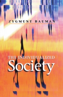 The Individualized Society, EPUB eBook
