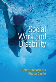 Social Work and Disability, Paperback Book