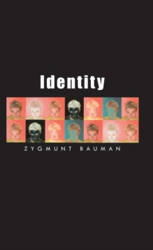Identity : Coversations With Benedetto Vecchi, PDF eBook