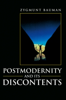 Postmodernity and its Discontents, PDF eBook