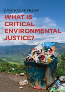 What is Critical Environmental Justice?, Paperback / softback Book