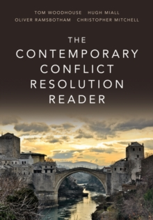 The Contemporary Conflict Resolution Reader, Paperback Book