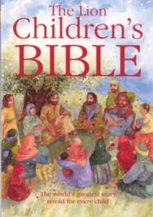 The Lion Children's Bible, Paperback / softback Book
