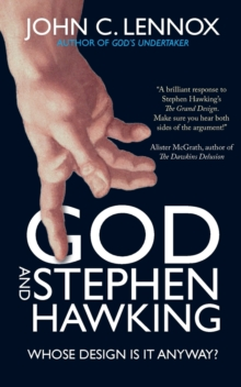God and Stephen Hawking : Whose Design is it Anyway?, Paperback Book