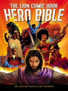 The Lion Hero Bible, Hardback Book