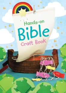 Hands-on Bible Activity Book, Paperback Book