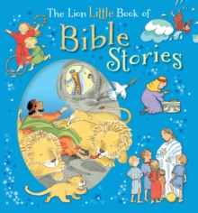 The Lion Little Book of Bible Stories, Hardback Book