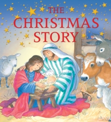 The Christmas Story, Hardback Book