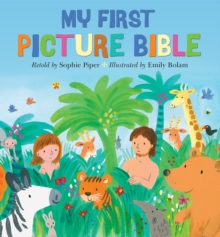 My First Picture Bible, Hardback Book