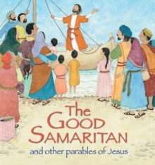 The Good Samaritan and Other Parables of Jesus, Hardback Book