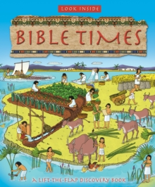 Look Inside Bible Times, Hardback Book