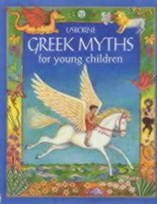 Greek Myths for Young Children, Hardback Book