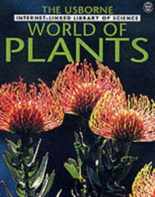 The Usborne World of Plants, Paperback Book