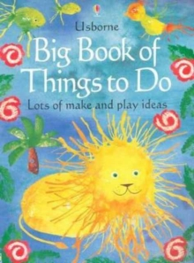 Big Book of Things to Do, Paperback Book