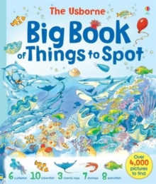 Big Book of Things to Spot, Paperback / softback Book
