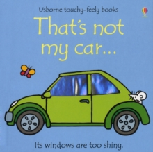 That's Not My Car, Board book Book