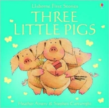 3 Little Pigs, Paperback Book