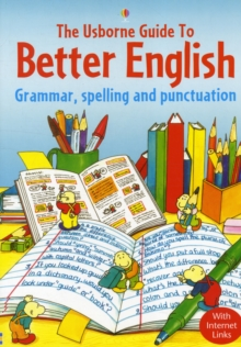 The Usborne Guide to Better English With Internet Links, Paperback Book
