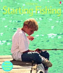 Starting Fishing, Paperback Book