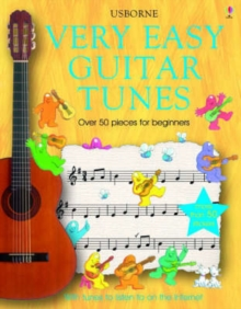 Very Easy Guitar Tunes, Paperback Book