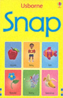 Snap Cards : Happy Families Cards, Novelty book Book