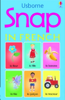 Snap Cards in French, Novelty book Book