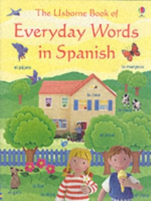 Everyday Words - Spanish, Hardback Book