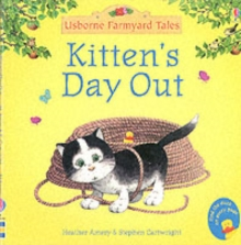 Kitten's Day Out Sticker Storybook, Paperback / softback Book