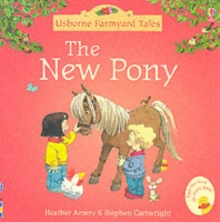 The New Pony, Paperback Book