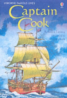Captain Cook, Hardback Book