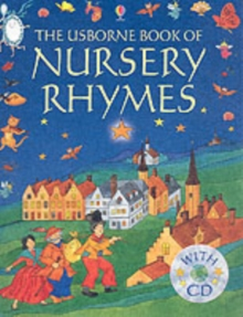 Nursery Rhymes plus CD, CD-Audio Book