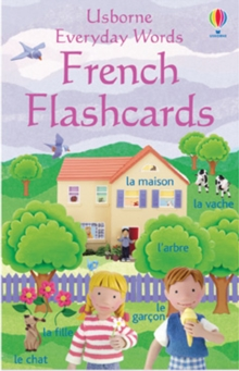Everyday Words in French, Cards Book