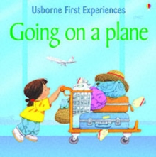 First Experiences Going on a Plane, Paperback Book