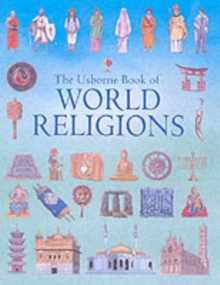 The Usborne Book of World Religions, Paperback Book