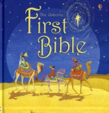 First Bible, Hardback Book