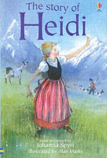 The Story of Heidi, Hardback Book