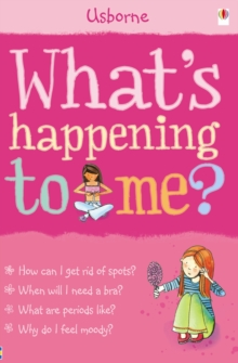 What's Happening To Me? : Girl, Paperback Book