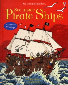 See Inside Pirate Ships, Hardback Book